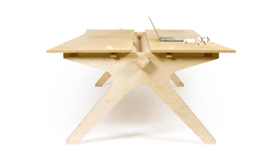 Planos Gratis Para Fabricar Muebles De Dise O Open Desk